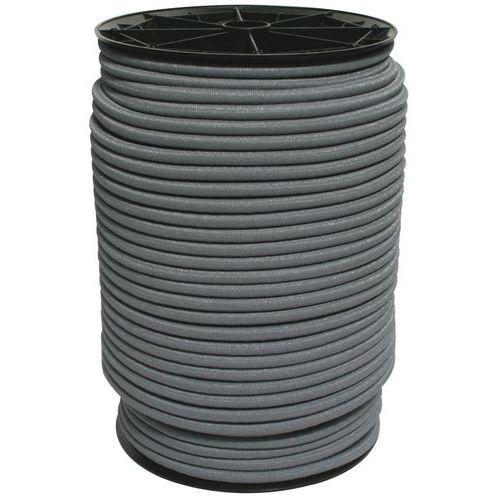Rolo de elástico – cinzento