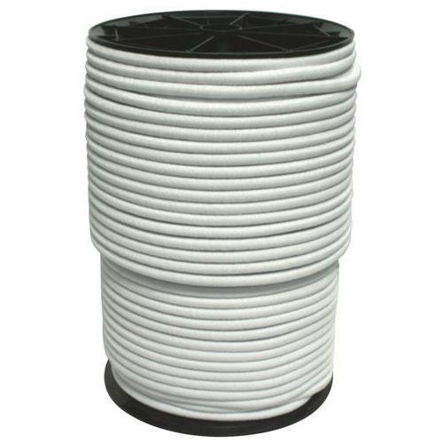 Rolo de elástico – branco