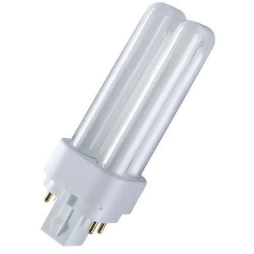 Lâmpada fluocompacta - Dulux D/E G24q - Osram