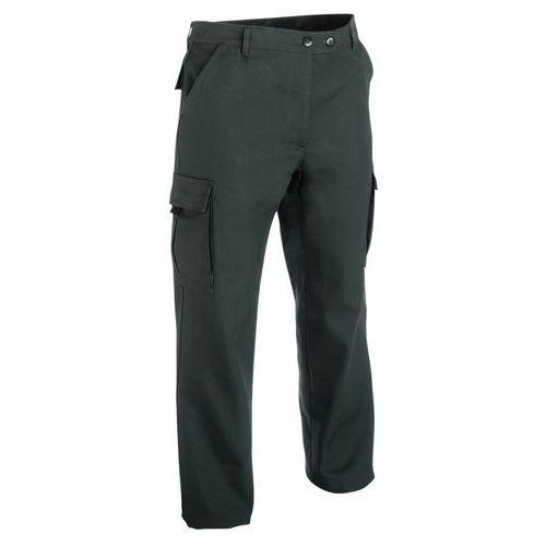 Pantalón de trabajo Optimax Barroud PC - Verde