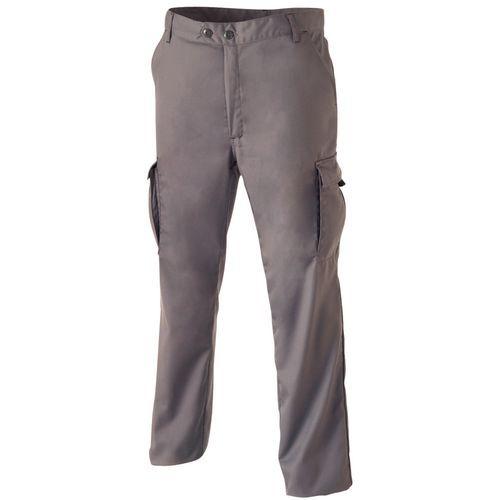 Pantalón de trabajo Optimax Barroud PC - Gris