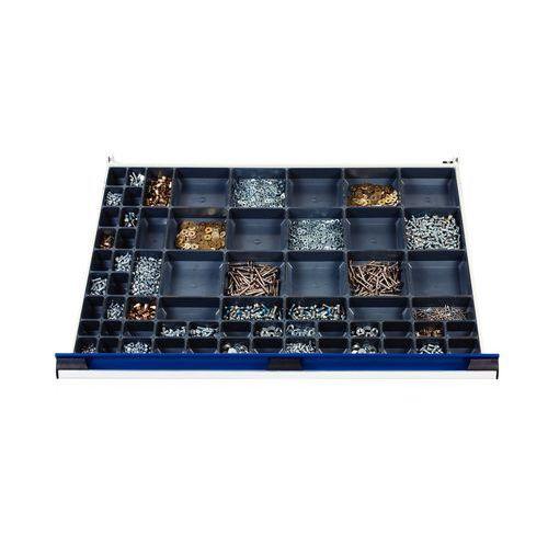 Compartimentos para armário com gavetas Bott SL-107 - Altura 5 cm