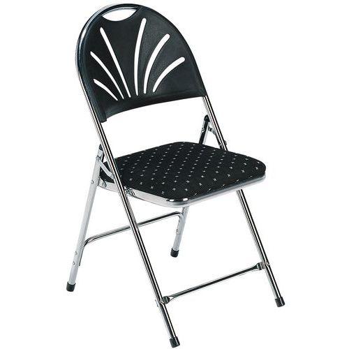 Cadeira dobrável Luxo