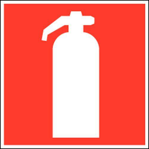 Painel anti-incêndio - Extintor - Rígido