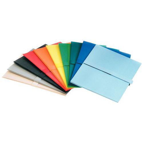 Surtido de carpetas con canto extensible - PVC