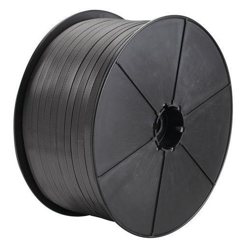 Fita em polipropileno manual - mandril de Ø 65 mm - conjunto de 4 rolos