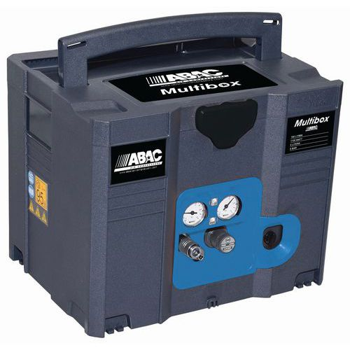 Compressor Multibox multifunções