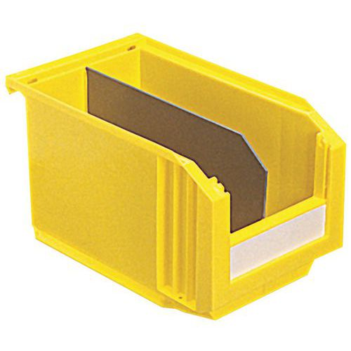Separador longitudinal para caixas de bico European
