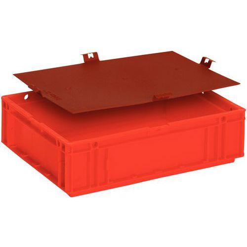 Caixa empilhável – 300-400mm de comprimento