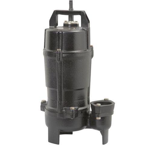 Bomba de esgoto de águas residuais monofásica 50