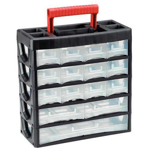 Solução de armazenamento móvel