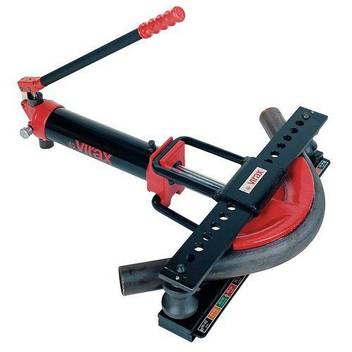 Máquina de curvar hidráulica manual