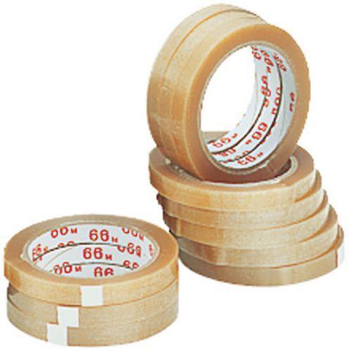 Fita adesiva em PVC - Silenciosa 25 x 66 mm