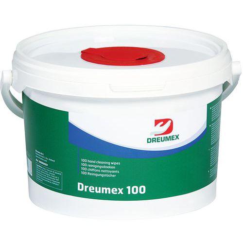 Toalhete de limpeza das mãos Dreumex