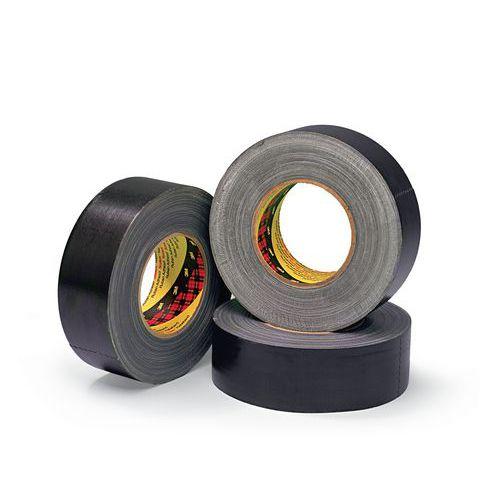 Fita adesiva de tecido 389 - impermeável, em resina de borracha adesiva