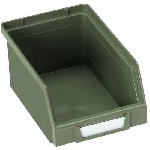 Caixa de bico kangourou - Comprimento 165 mm - 1 L - Manutan