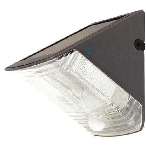 Aplique solar led detetor de movimento - Aplique solar exterior ...