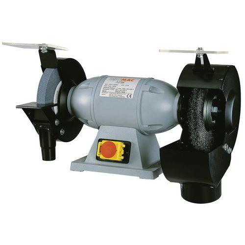 Tambor com mó/escova PROMAC 324 F e 325 F – Mó com Ø 200mm – 450W