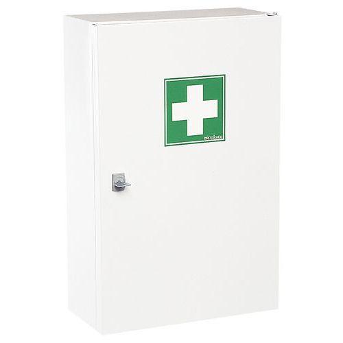 Artesanato Em Madeira De Demolição ~ Armário de farmácia com 1 porta modelo pequeno Manutan pt