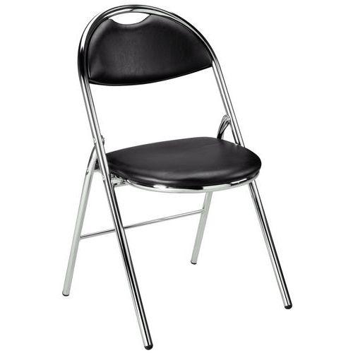 Cadeira dobrável - Vinil