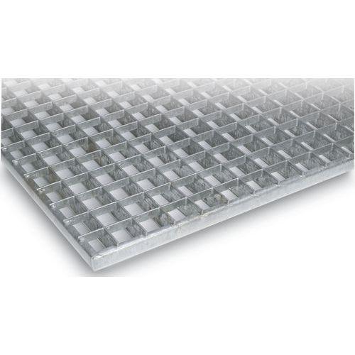 Piso gradeado aço polivalente - Em gradeado