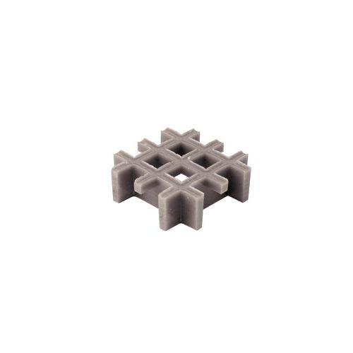 Piso gradeado suspenso Sécuriline® - Em placas
