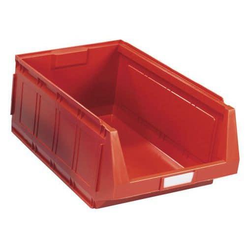 Caixa de bico empilhável - Comprimento 580 mm - 52 L
