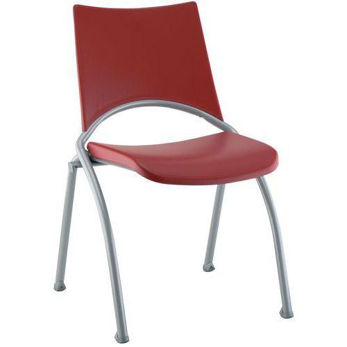 Cadeira para visitas Sit-@ - Polipropileno