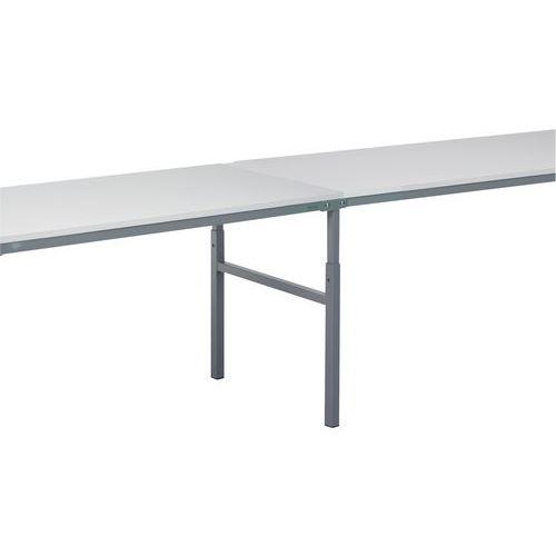 Extensão para bancada TP - Largura 150 cm