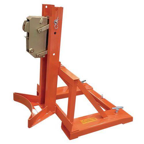 Pinça vertical para bidões – capacidade de 360kg