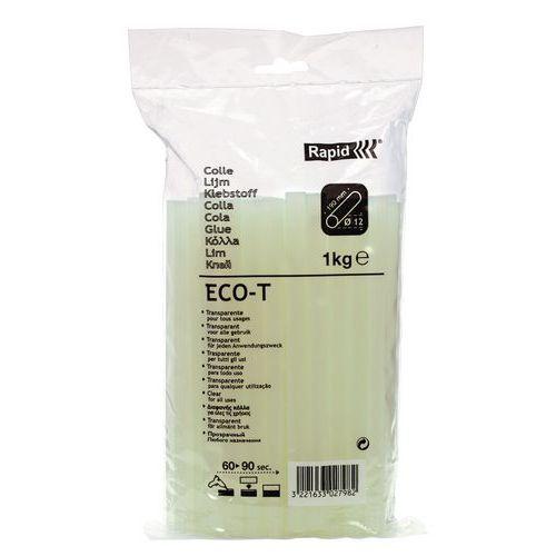 Cola de 1 kg – ECO-T – transparente – Rapid