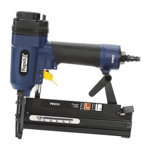 Máquina de agrafar/pregar pneumática PBS 151 – Rapid