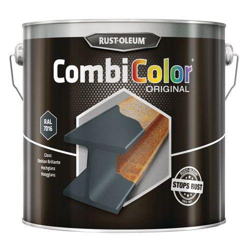 Primário e acabamento Combicolor em cinzento-antracite – Rust-Oleum