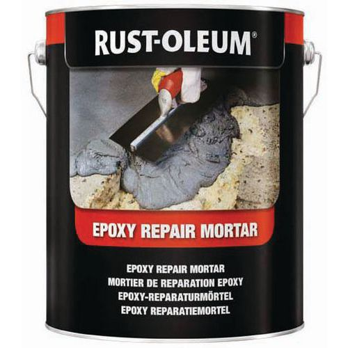 Argamassa de reparação resistente para pavimentos em epóxi – 5kg – Rust-Oleum