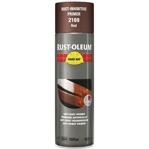 Primário antiferrugem Hard Hat – Rust-Oleum – aerossol de 500 ml