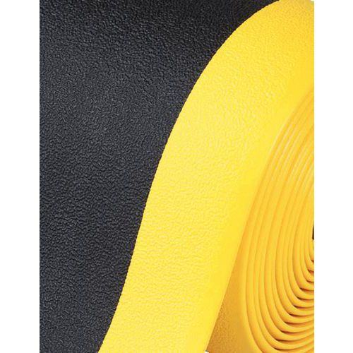 Tapete antifadiga ergonómico standard – superfície granulosa – por metro linear – Manutan