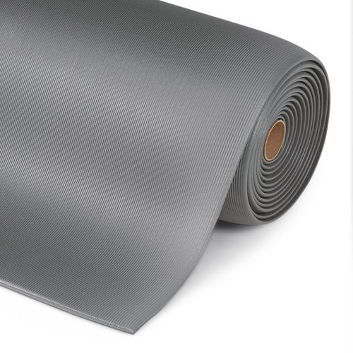 Tapete antifadiga ergonómico Dyna-Shield™ – Estrias finas – Por metro linear