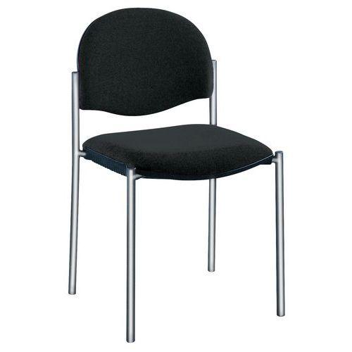 Cadeira para visitas Vito - Sem braços de apoio