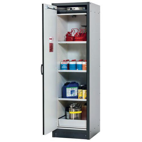 Armário de segurança para solventes