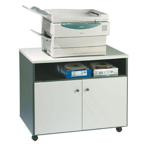 Móvel de apoio para fotocopiadora