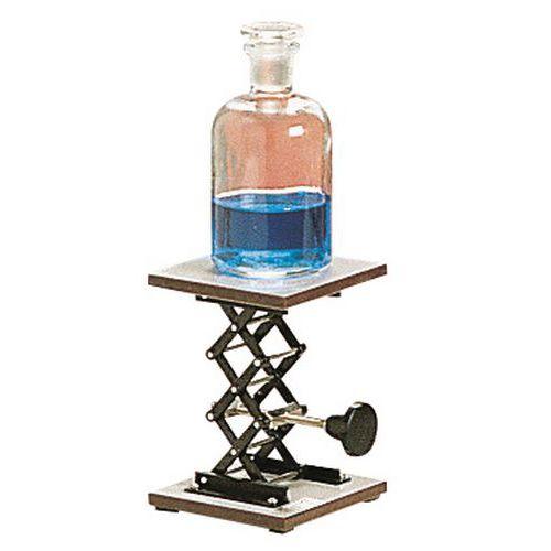 Mini mesa elevatória móvel - Capacidade 10 a 30 kg