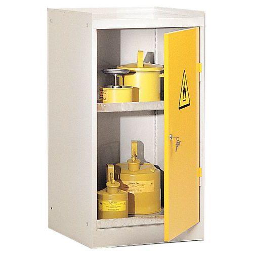 Armário de protecção - Capacidade de armazenamento 50 L