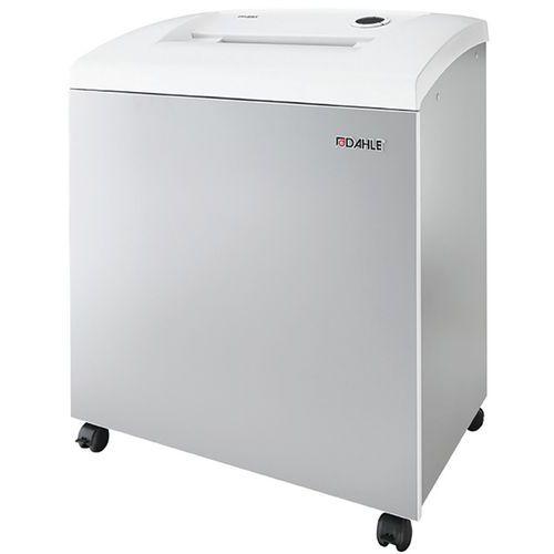 Destruidor de papel CleanTec – 140 litros – Dahle