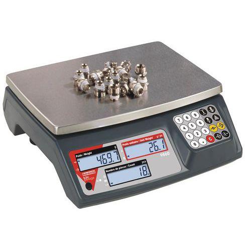 Balança de contagem 9860 - Capacidade de 3 a 30 kg - B3C