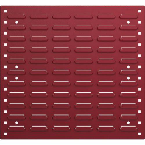 Placa com revestimento para bandejas Bott Perfo® - Largura 50 cm