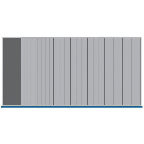 Fundo para armário de gavetas EKM-136-1 - Bott