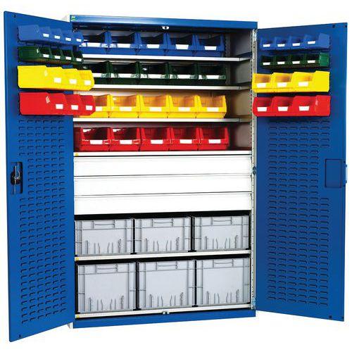 Arrumação com caixotes Cubio SMF-13620-3 cabinet - Bott