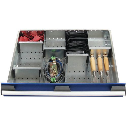 Divisórias para gavetas ETS-65100 - Bott