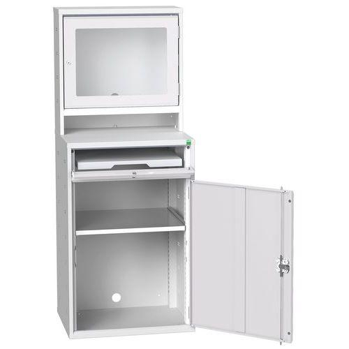 Armário de computador compacto Bott