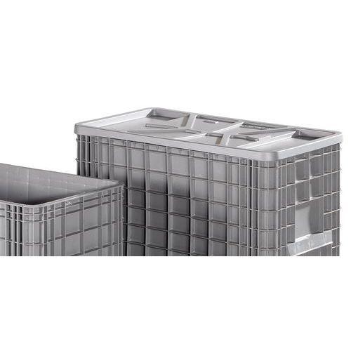 Tampas para caixa-palete de 280 à 550 litros